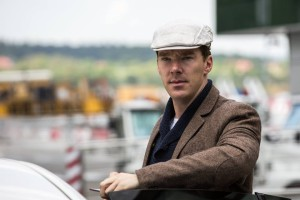 Benedict Cumberbatch Kraków 2014
