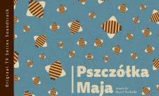 2016-08-16 - GAD Records - Muzyka z serialu Pszczółka Maja na CD - okladka plyty